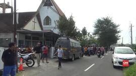 VIDEO: Pelaku Penyerangan Gereja Segera Diperiksa Polisi