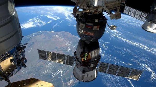 NASA AS Ingin Privatisasi Stasiun Luar Angkasa ISS