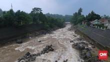 Katulampa Kembali Normal, Ada Lima Titik Banjir di Jakarta