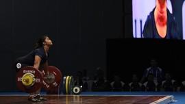 Atlet Angkat Besi Indonesia Pilih Tak Pakai Wisma Atlet