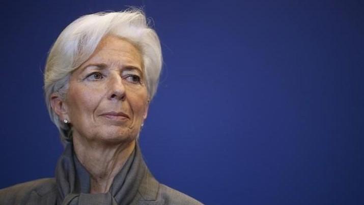 Bank Sentral Eropa (ECB) mengumumkan skema pembelian obligasi pemerintah dan korporasi senilai 750 miliar euro