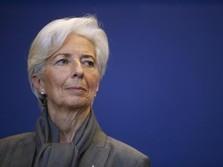 Jokowi Bersama Bos IMF Berencana Blusukan ke Pasar