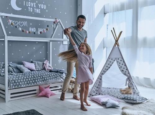10 Ide Dekorasi Kamar Tidur Anak Sesuai Tren Interior 2018