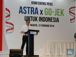 Nadiem Makarim: Astra Adalah Investor Terbesar Go-Jek