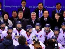 Tim Olimpiade Korea Diusulkan Jadi Penerima Nobel Perdamaian