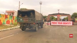 VIDEO: Konflik India-Pakistan Memanas di Kashmir