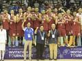 Timnas Basket Indonesia Belum Puas Meski Juara Test Event