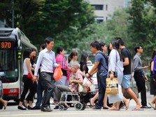 Singapura Siap Naikkan Pajak Penjualan