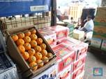Jelang Imlek, Jeruk Mandarin China Banjiri RI