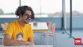 Hari Film Nasional, Reza Rahadian Apresiasi Seluruh Kru Film
