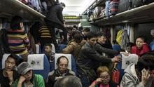 Satu Miliar Penduduk China Bersiap Liburan Imlek