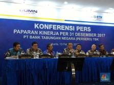 Bank BTN Ingin Turunkan Bunga KPR Jadi 9% di 2018