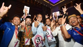 Survei Indo Barometer: Nurdin-Andi Unggul di Pilgub Sulsel