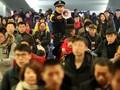 FOTO: Migrasi Manusia Terbesar di Dunia Dimulai Jelang Imlek