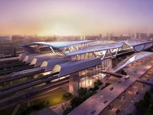 Kereta Cepat Ditunda, Mahathir Akan Bicara dengan Singapura