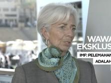 VIDEO: IMF Sebut Kondisi Pasar Tetap Baik