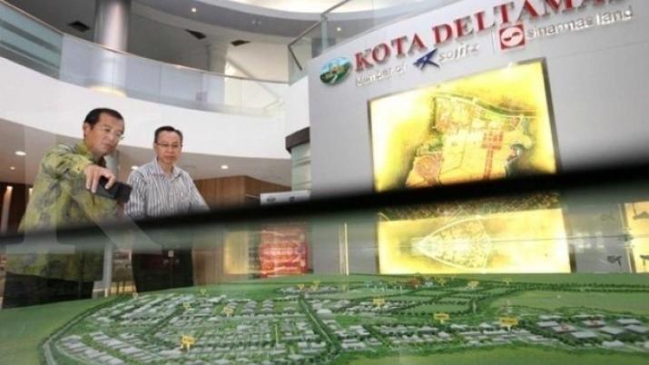 Puradelta Lestari Targetkan Marketing Sales Rp 1,25 T
