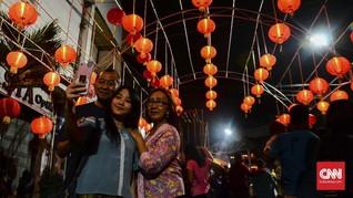 Fengsui Gunung-Laut yang Mengapit Pecinan Semarang