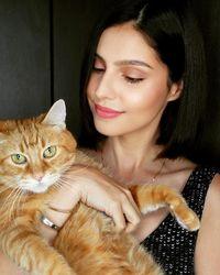 Selain cantik, Kat Ramnani punya tubuh yang langsing dan ideal. Foto: Instagram @katramnani