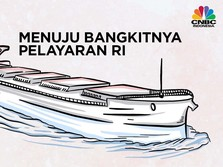 Momentum Kebangkitan Industri Pelayaran RI