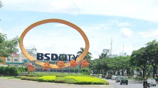 BSDE Siap-siap, BSD akan Buyback Saham Rp 3,3 T