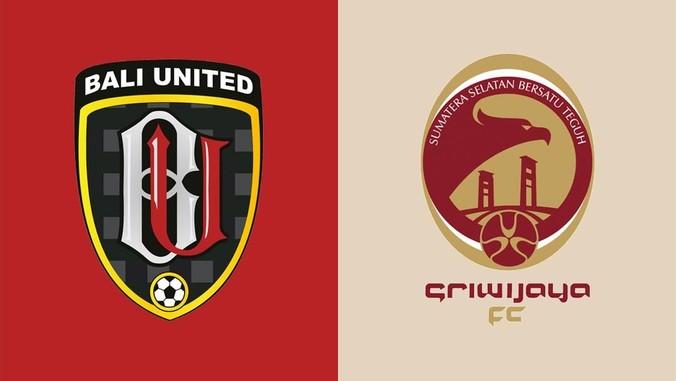 LIVE: Bali United vs Sriwijaya FC