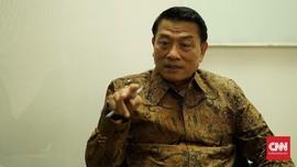 Moeldoko Siap Pasang Badan Jika Jokowi Diganggu