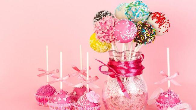 Resep Cake Pop, Pengganti Cokelat Saat Valentine