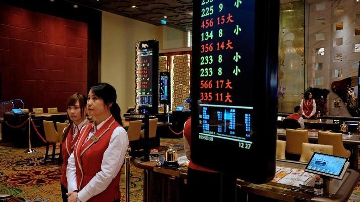 Cuma Topan Mangkhut yang Bisa Tutup Kasino di Macau