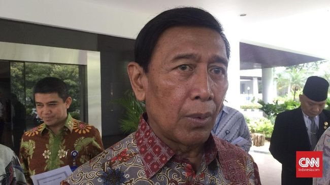 Wiranto: Berantas Hoaks Tak Berhenti Sampai 'The Family MCA'