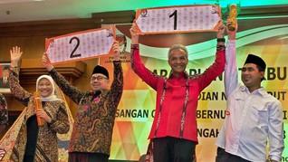 Ganjar Gelar Nobar Dilan, Sudirman Rangkul Petani
