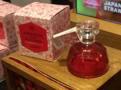 Sambut Valentine, The Body Shop Hadirkan Parfum Beraroma Stroberi yang Segar