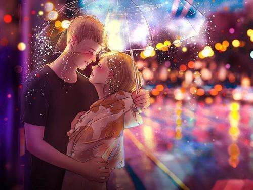 Awas Baper! 10 Ilustrasi Romantis Ini Buat Jomblo Ingin Cepat Punya Pasangan