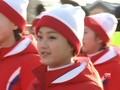 VIDEO: Pemandu Sorak Korut Jadi Pusat Perhatian di Olimpiade