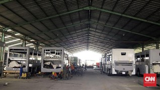 Suka Bermasalah, Transjakarta Tinggalkan Bus China
