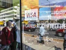 Siap-siap, Visa & Mastercard Bakal Naikkan Fee Transaksi