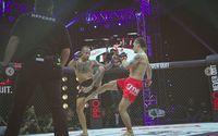 Baru-baru ini, dalam sebuah pertarungan bertajuk celebrity match, di atas ring MMA, Randy bertarung dengan Fajar Ibel, seorang musisi yang juga menekuni dunia MMA. Foto: Instagram @randpunk