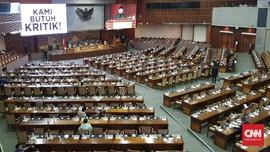DPR Resmikan Badan Akuntabilitas Keuangan Negara