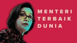 Kinerja Ekonomi di Tangan Sri Mulyani, Menteri Terbaik Dunia