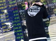 Bursa Saham Jepang Ditutup Terkoreksi 0,66%