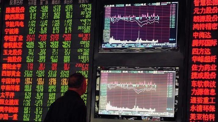 Bursa Hong Kong Ditutup Menguat di Sesi I