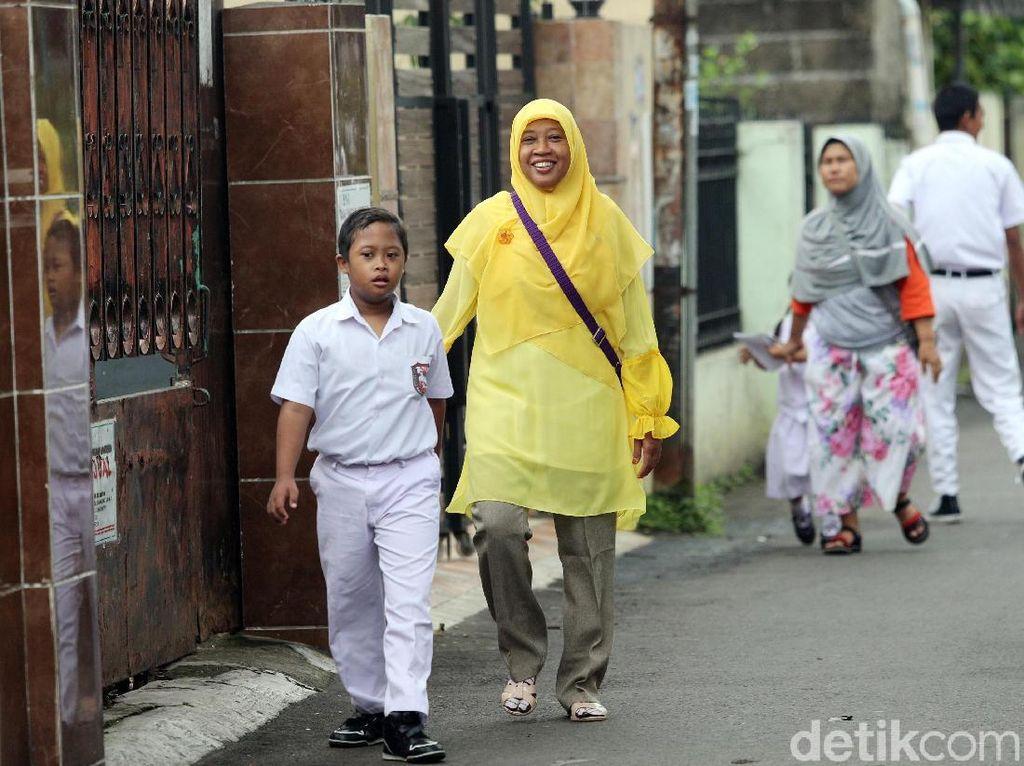 Suhartini malah merasa bangga saat menjadi Ojek Cinta untuk Arief, karena selalu bisa menemani ke mana pun Arief pergi, dan bisa menjalankan titipan tuhan kepada dirinya.