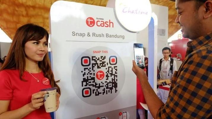 T-Cash Jadi LinkAja, BUMN Bersatu Tantang Go-Pay & OVO
