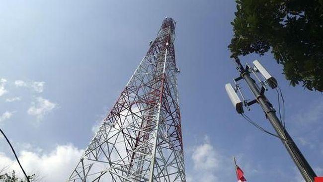 TOWR Anak Usaha TOWR Akuisisi Perusahaan Menara Senilai Rp 1,4 T
