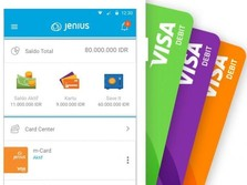 Tak Lama Lagi, Top Up e-Money Bisa via Aplikasi Jenius
