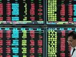 Pasar Keuangan Dilanda Badai, Bursa Saham Asia Berguguran