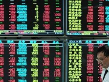 AS Sasar US$ 257 M Importasi China, Bursa Saham Asia Melemah