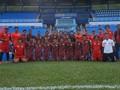 Babak I: Persija Tertinggal Dua Gol dari Johor Darul Ta'zim