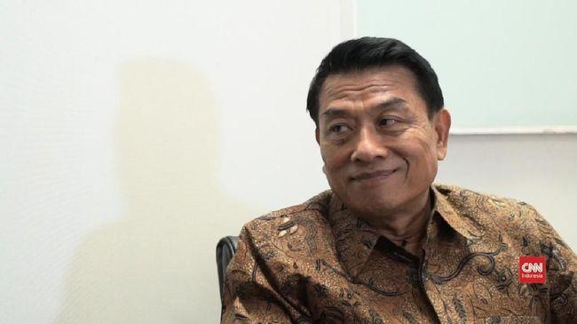 Perpres Baru, Moeldoko Punya Wakil KSP dan Lima Staf Khusus