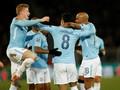 Menang 4-0, Manchester City Tetap Serius di Leg Kedua